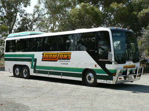 48 Passenger Coach for Tours and Charter
